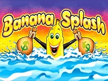 Banana Splash в зале Вулкан