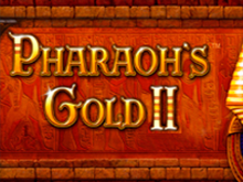 Pharaohs Gold 2 в зале Вулкан