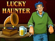 Онлайн игровой зал Вулкан Lucky Haunter