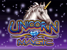 Unicorn Magic в зале Вулкан