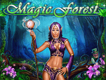 Топовая игра с бонусами Magic Forest онлайн